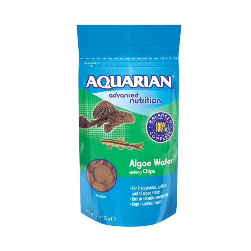 Aquarian Advanced Nutrition Algae Wafer (28g/85g)