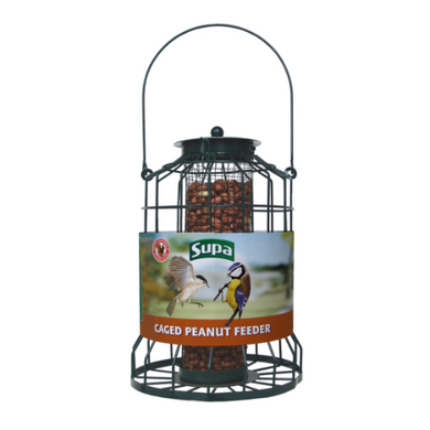 Supa Caged Peanut Feeder 10inches