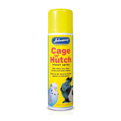 Johnsons Cage & Hutch Spray 250ml