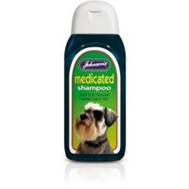 Johnsons Medicated Shampoo 200ml