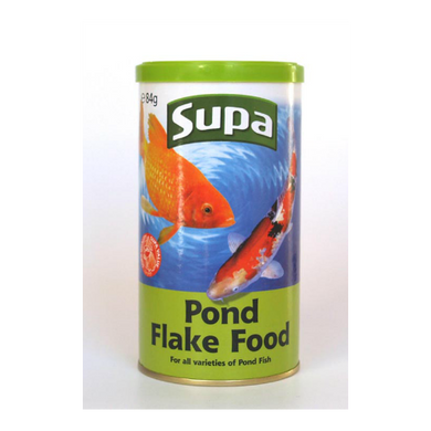 Supa Pond Flake Food 84g