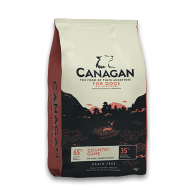 Canagan Country Game (2Kg/6Kg/12Kg)