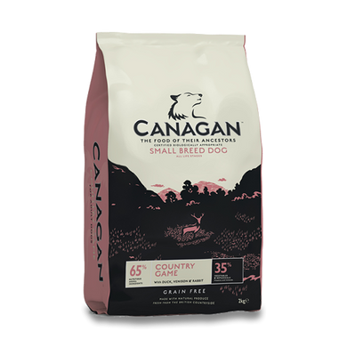 Canagan Small Breed Game (2Kg/6Kg)