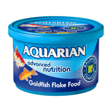 Aquarian Advanced Nutrition Goldfish Flake Food (200g/50g/25g/13g)