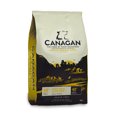 Canagan Large Breed (2Kg/12Kg)