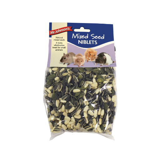 Mr Johnson's Mixed Seed Niblets 160g