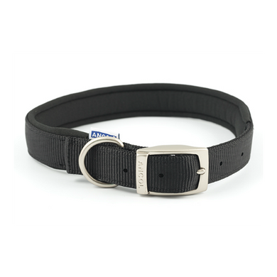 Ancol Black Padded Collar