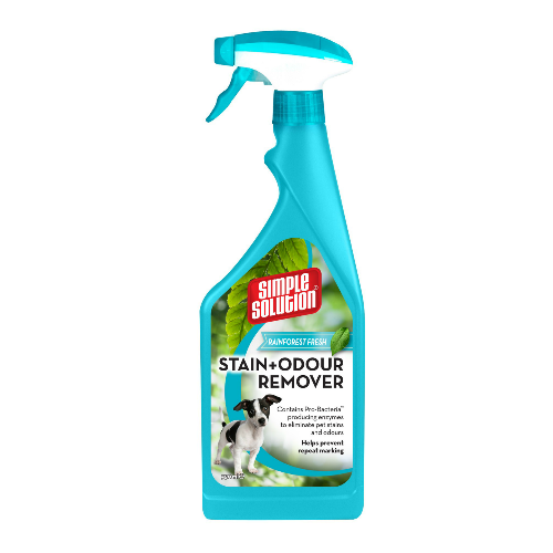 Simple Solution Rainforest Fresh Stain & Odour Remover 750ml