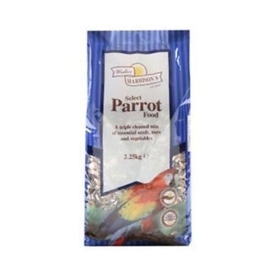 Walter Harrison's Select Parrot Food 2.25kg