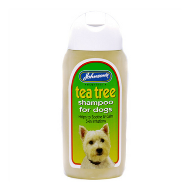 Jvp Dog Tea Tree Shampoo 200ml