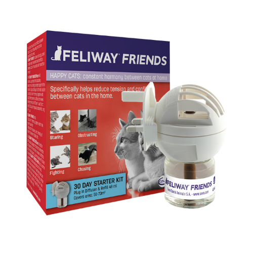 Feliway Friends 30 Day Starter Kit/Refill