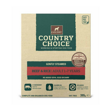 Gelert Country Choice Tray 395g (4 Flavours/Variety Box)