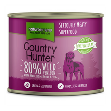 Natures Menu Country Hunter Meals 600g (8 Flavours)