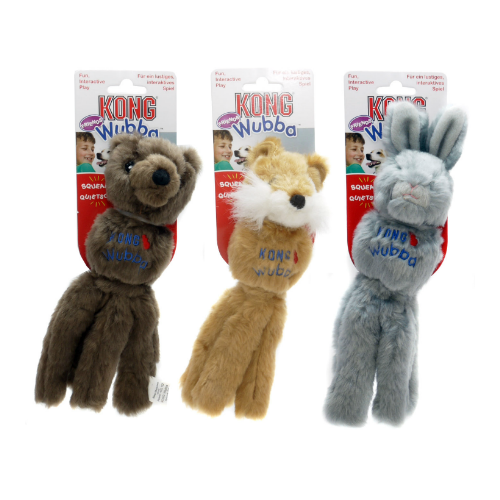 Kong Wubba Friends (Small/Large/X-large)