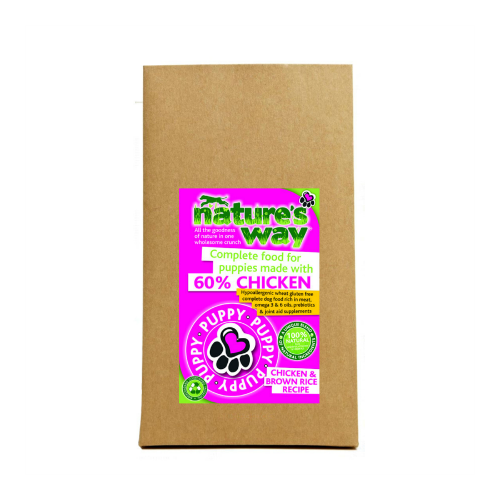 Natures Way Puppy & Small Dog (2Kg/12Kg)