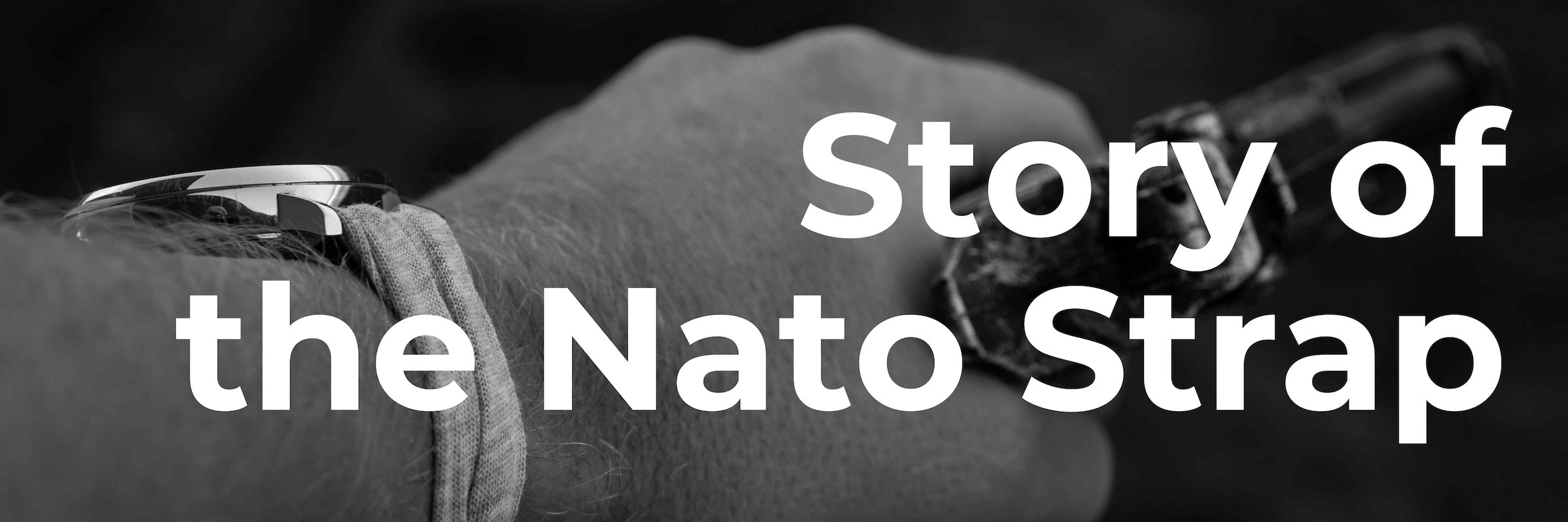 story of the nato strap