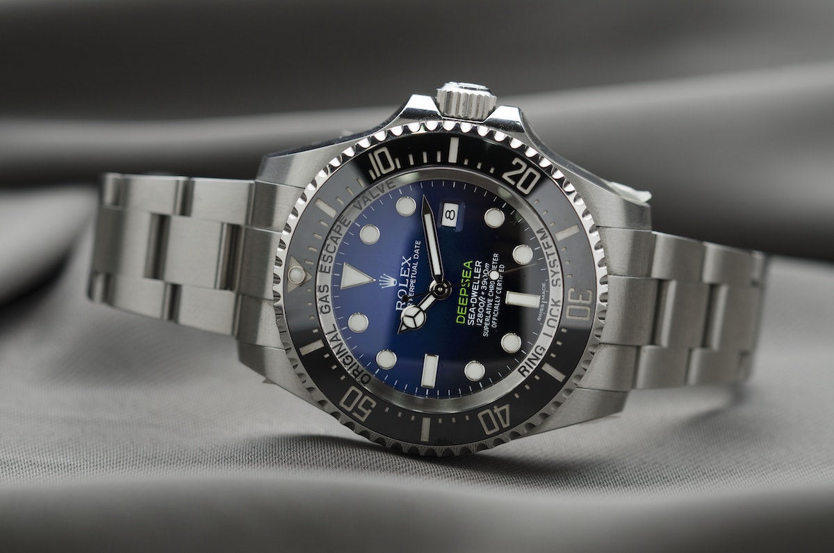 rolex 20 mm sea dweller nato strap