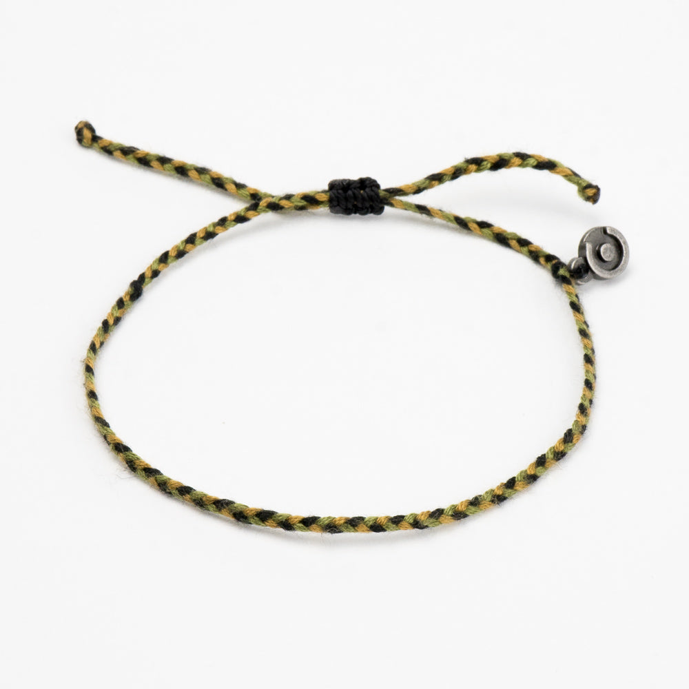 Dark Original Cotton Army bracelet