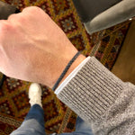 Load image into Gallery viewer, grey bracelet