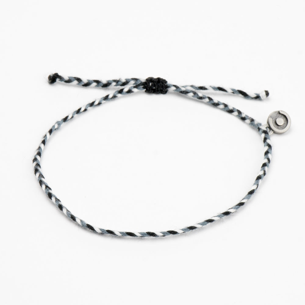 james bond style cotton bracelet