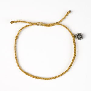 Cool Khaki Original Cotton Bracelet