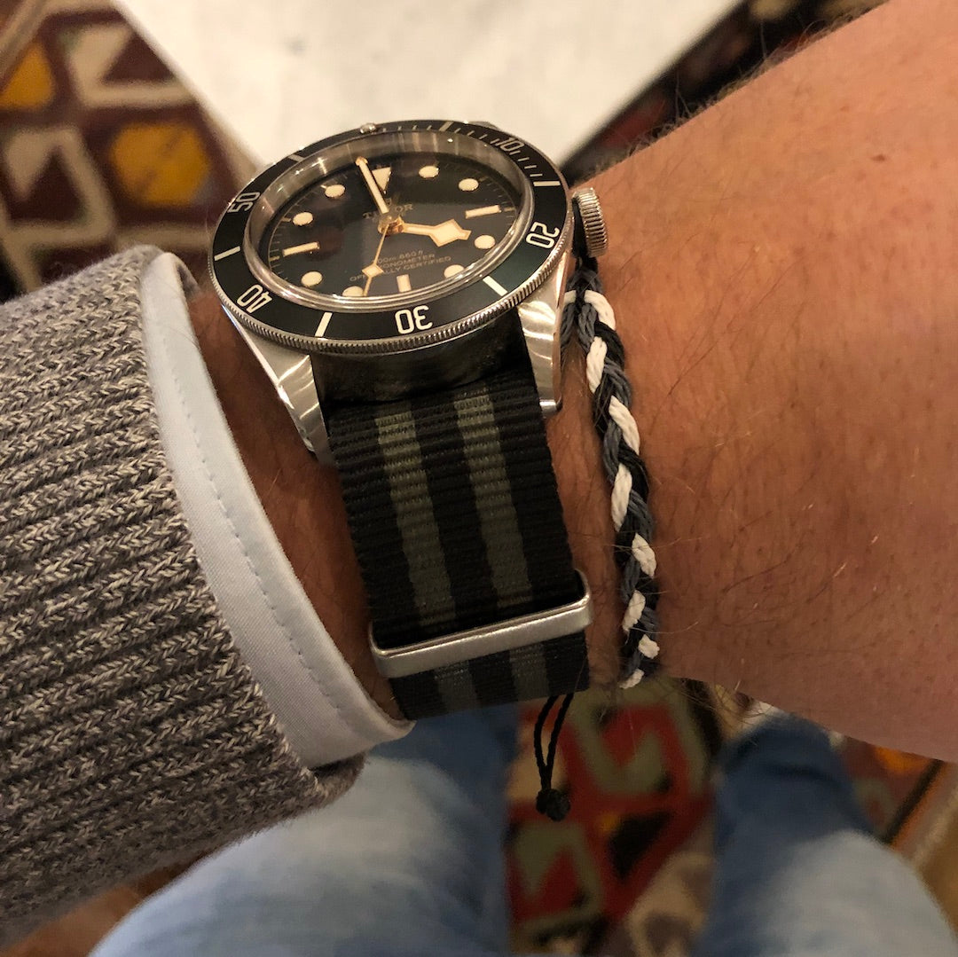 james bond style bracelet