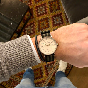 dress watch james bond nato strap