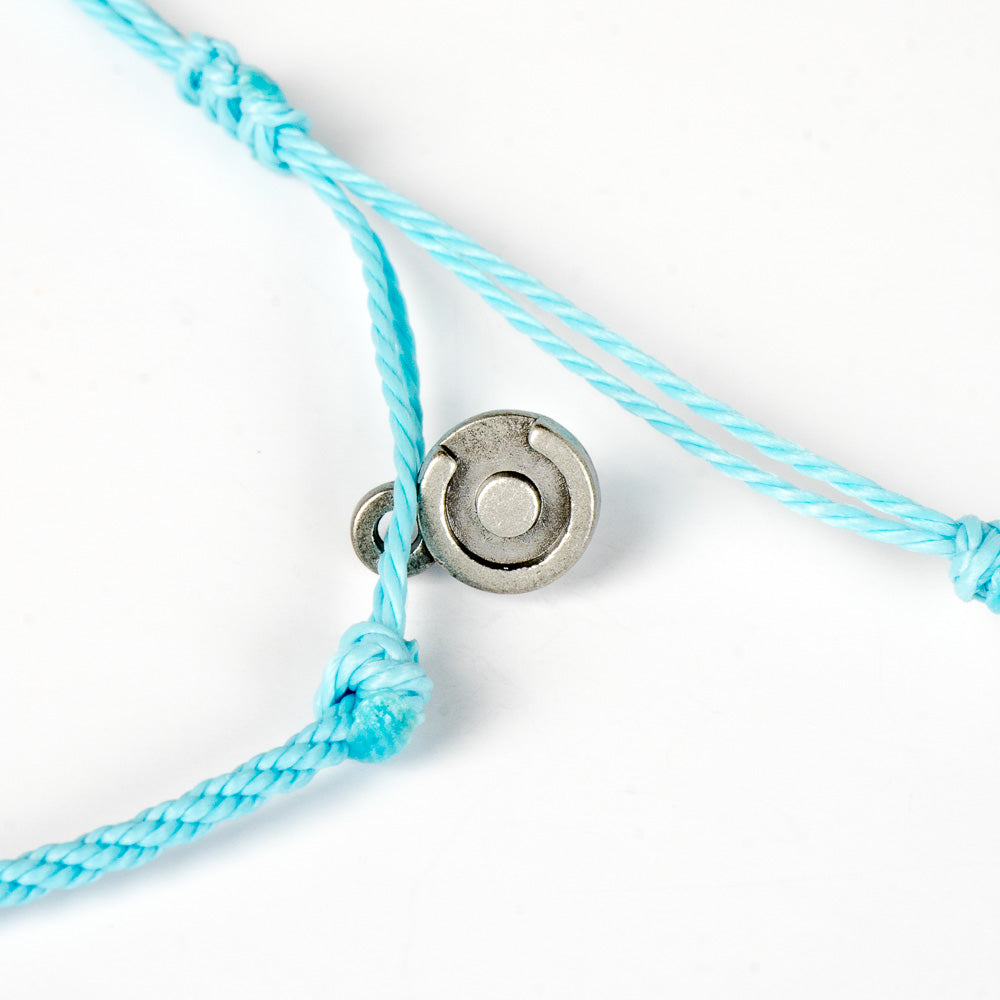 Sky Blue Twisted Bracelet