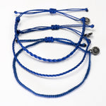 Load image into Gallery viewer, Navy Blue Bracelet pack