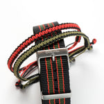 Load image into Gallery viewer, Vintage Bond Nato Strap & Cobras pack