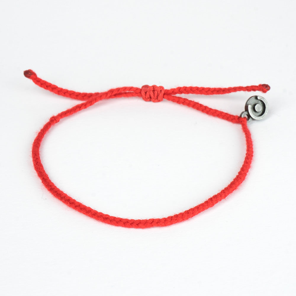 nepal red bracelet for men