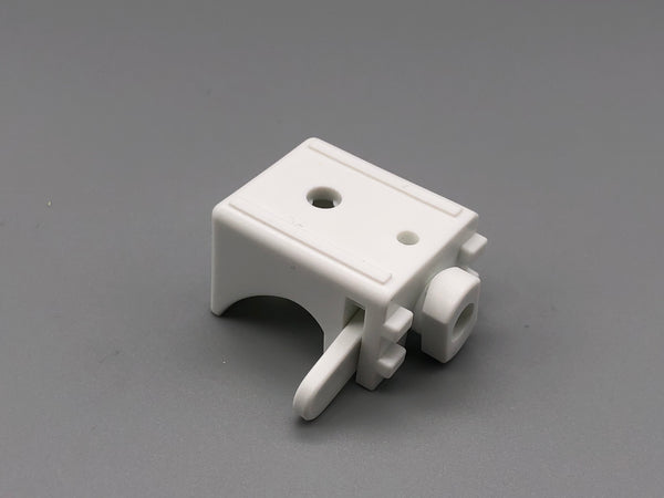 Plastic Wall & Ceiling Mount Swivel Bracket - 30mm Extension - for Aluminium Baton Roman Systems - Pack of 50