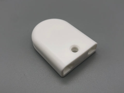 Standard Child Safety Cord/Chain Holding Device for Roller, Vertical and Roman Blinds - White - www.mydecorstore.co.uk