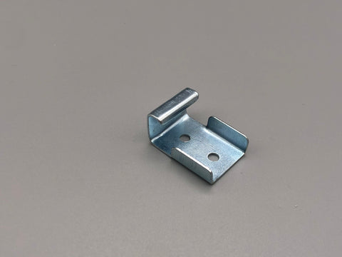 Metal Valance Hanger for 25mm Venetian Blinds - Pack of 100 - www.mydecorstore.co.uk