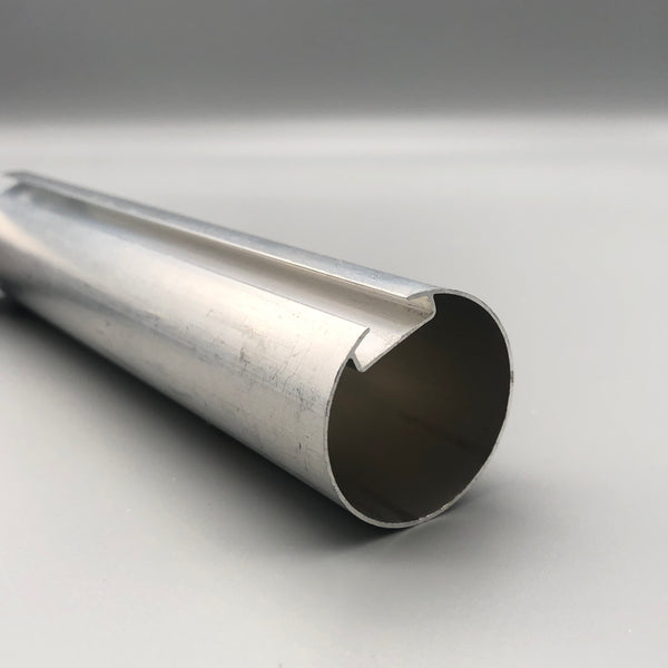 50meters x 32mm Slotted Aluminium Tube for Roller Blinds System - £1.5 per meter