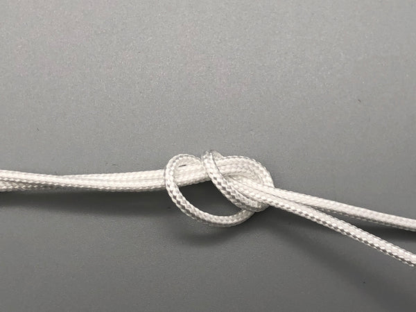 Heavy Duty 1.4mm Non stretch White Cord for Vertical Roman Panel & 50mm Metal Venetian - 1,000 meters
