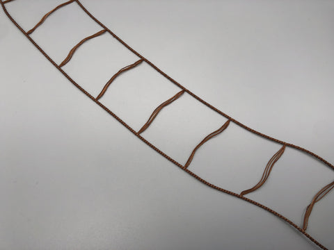Ladder String for 25mm Venetian Blinds - Brown - 2,000meter - www.mydecorstore.co.uk