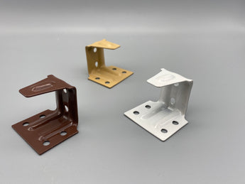 Center Support for 50mm Venetian Headrail - Different Colour Options - Pack of 50 - www.mydecorstore.co.uk