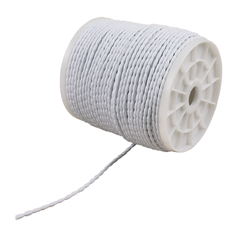 Curtain Lead Weight Tape 15g - 25g - 50g - 100g - 200g - 400g per Meter - www.mydecorstore.co.uk