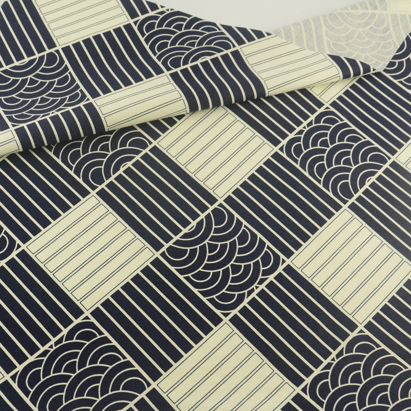 Black Cotton Twill Fabric Teramila Home Textile Sewing Bedding Quilting Clothing Craft