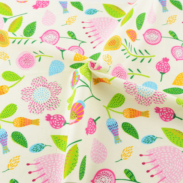 Cotton Fabric for Sewing Patchwork Clothing Bedding Half Meter Fat Quarter Home Textile