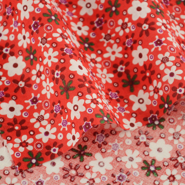 New Arrivals Lovely Flowers Designs Decoration 100% Cotton Plain Tissue Garment Scrapbooking