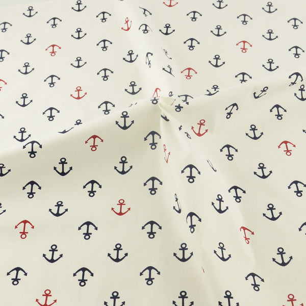 Anchor Cotton Twill Fabric Teramila Home Textile Sewing Bedding Quilting Clothing Craft