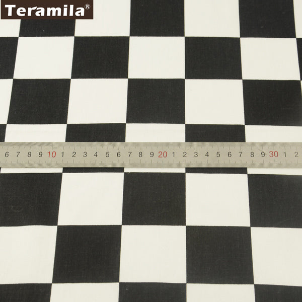 Square Cotton Twill Fabric Teramila Home Textile Sewing Bedding Quilting Apparel Craft