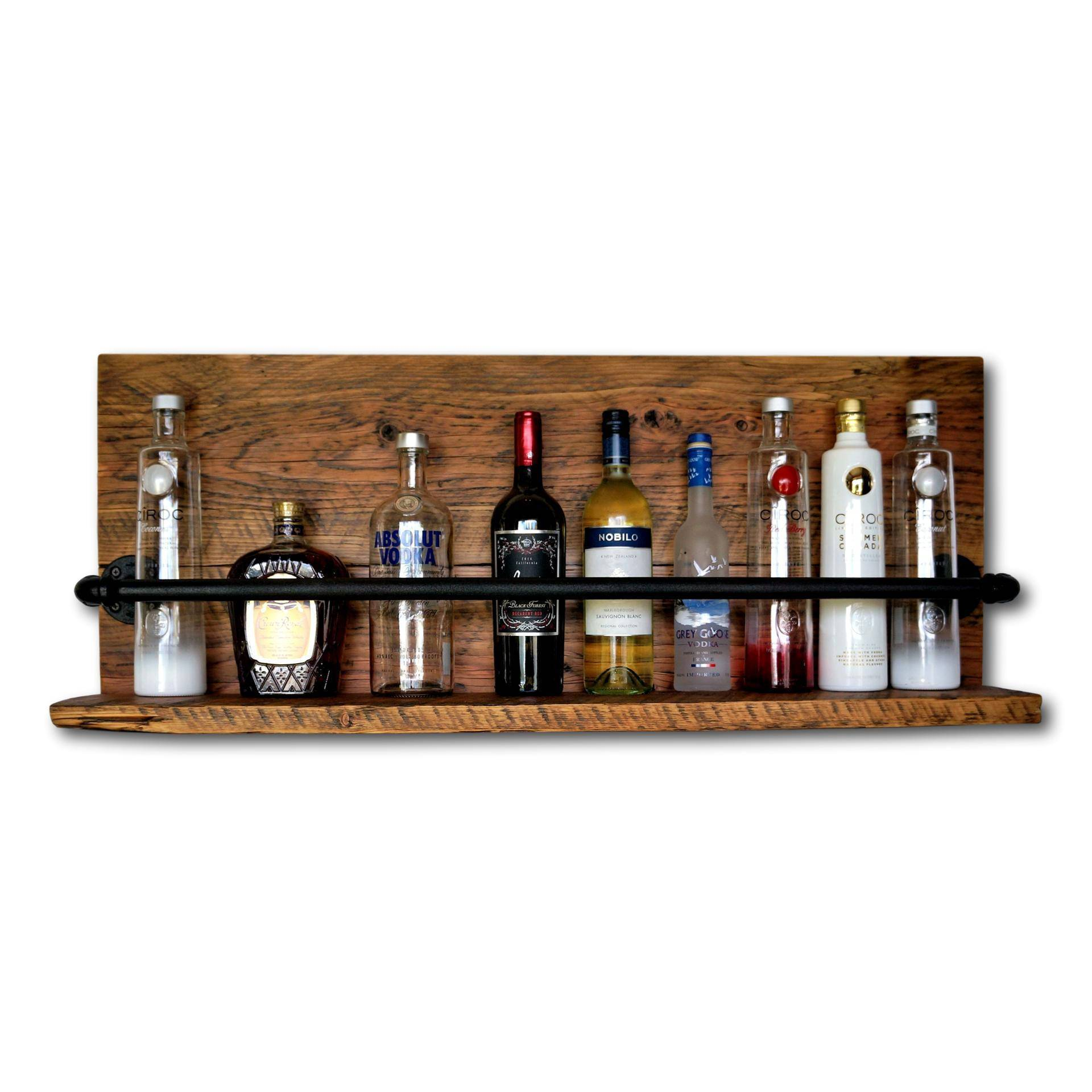 mount wood image furniture diy wall incredible lattice trend mounted for rack wine and files