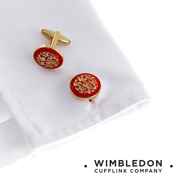 Can Heraldic Cufflinks Make a Bold Statement?