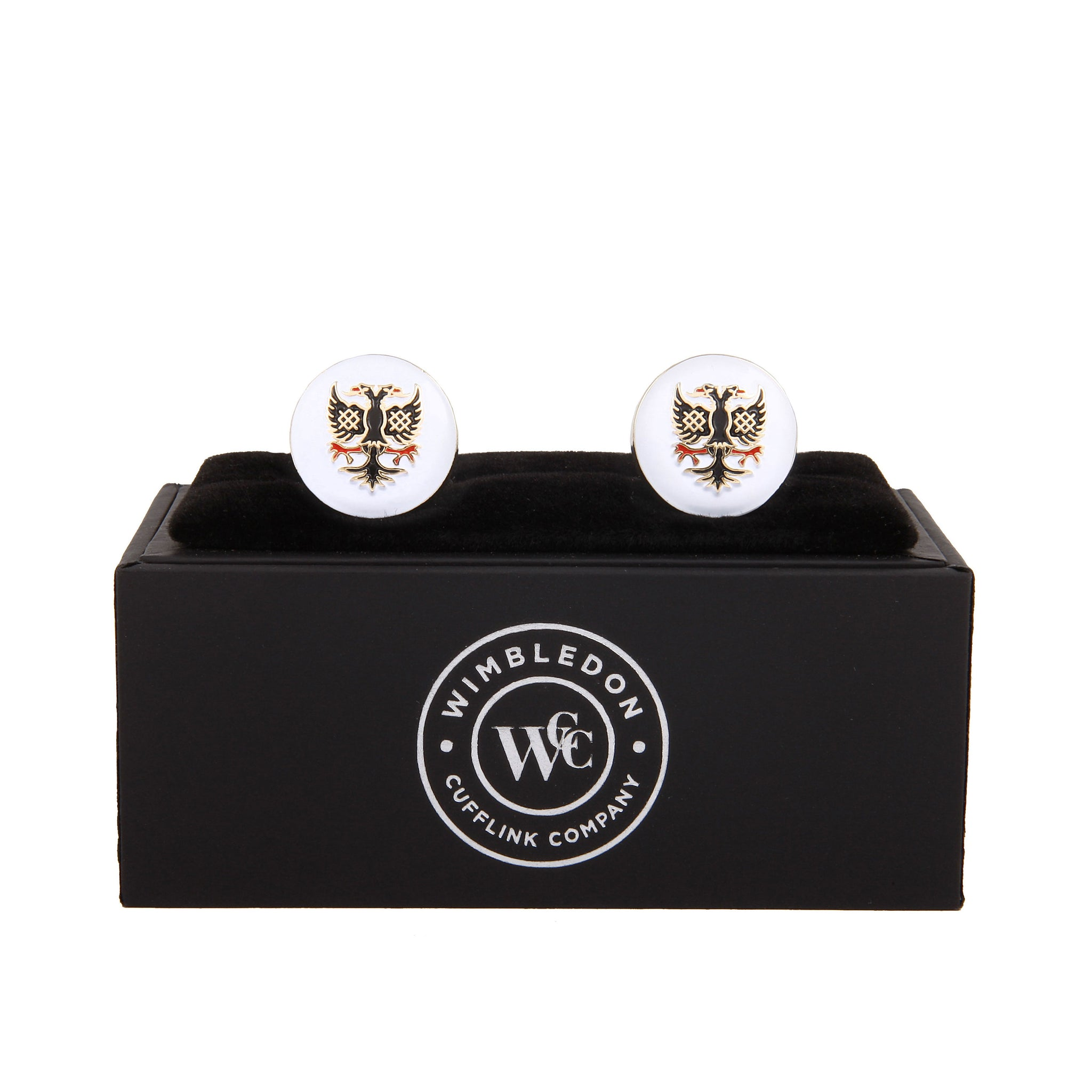 The Wimbledon Eagle Cufflink