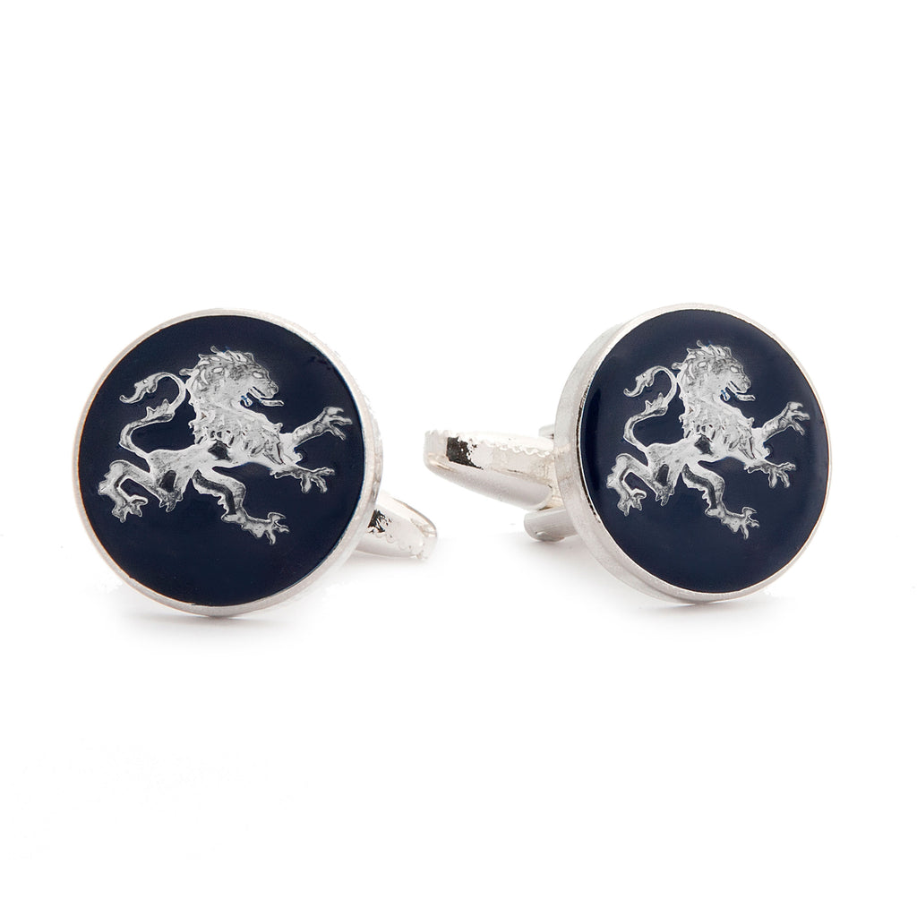 The English Lion Cufflink