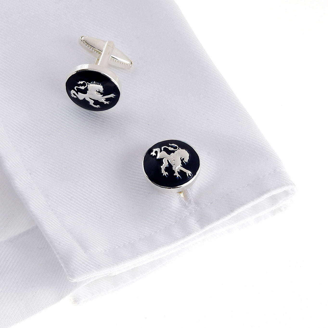 The English Lion Cufflinks