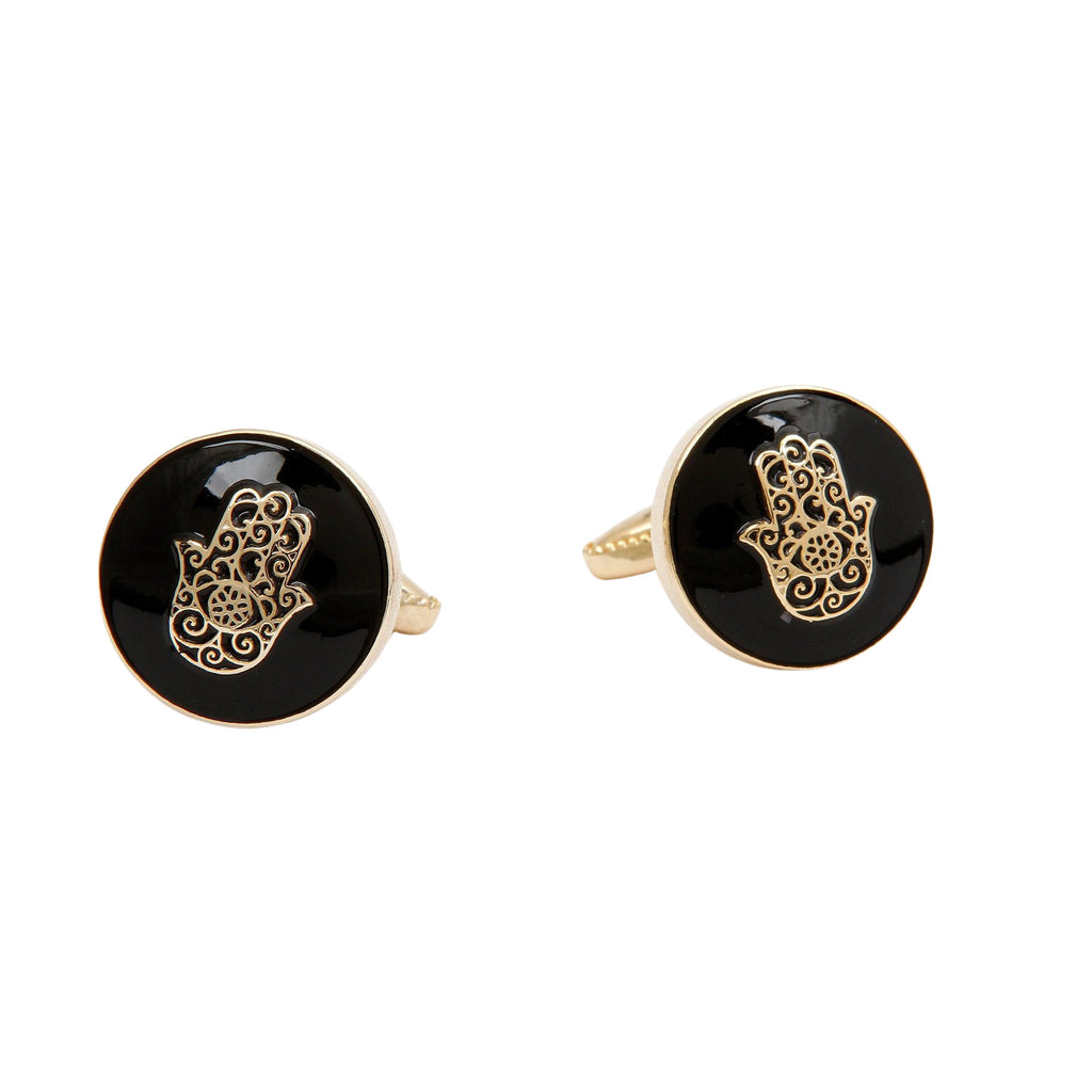 The Hand of Hamsa - Wimbledon Cufflink Company